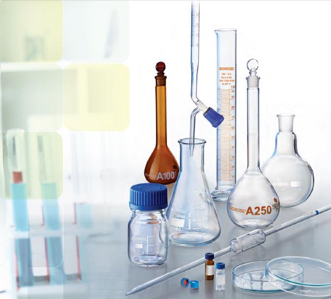 Lab Glassware & General Labware – Aesico